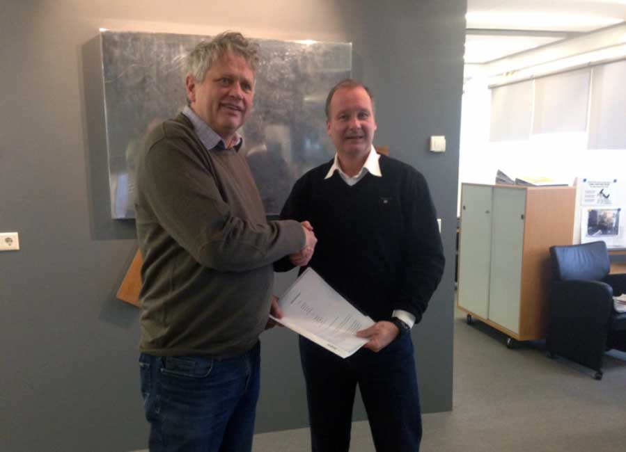 Contract Regarding Connection And Monitoring In South Iceland