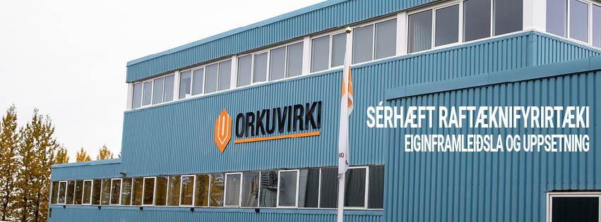 Stjórnkerfi Orkuvirkis: Nýjar ISO Vottanir
